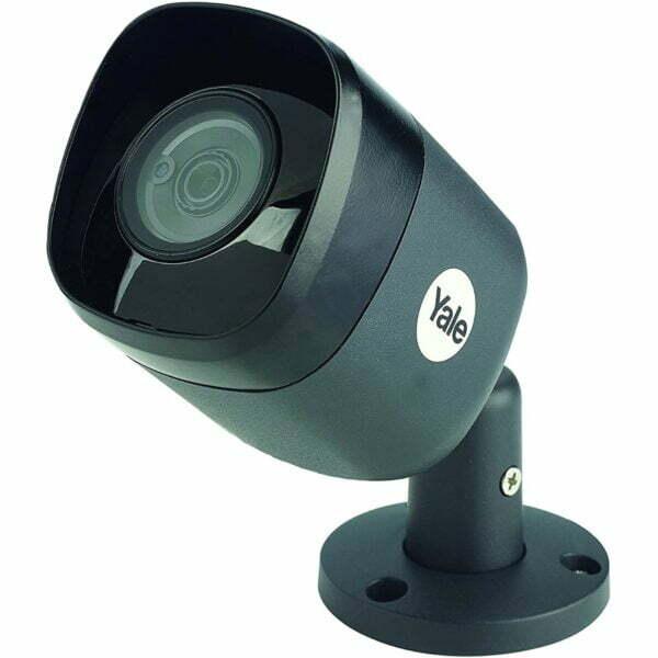 Camera supraveghere Yale SV-ABFX-B, 1080p, negru, interioar sau exterior