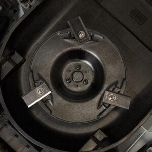 Robot de tuns gazonul Mac Allister, 16 cm, 250 m², 20 V