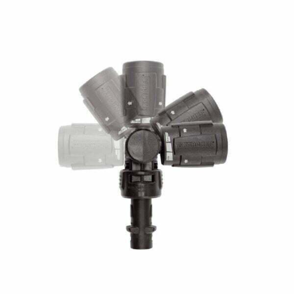 Karcher Vario Power Jet VP 160 S, duza rotativa 360 °, K 5 - K 7