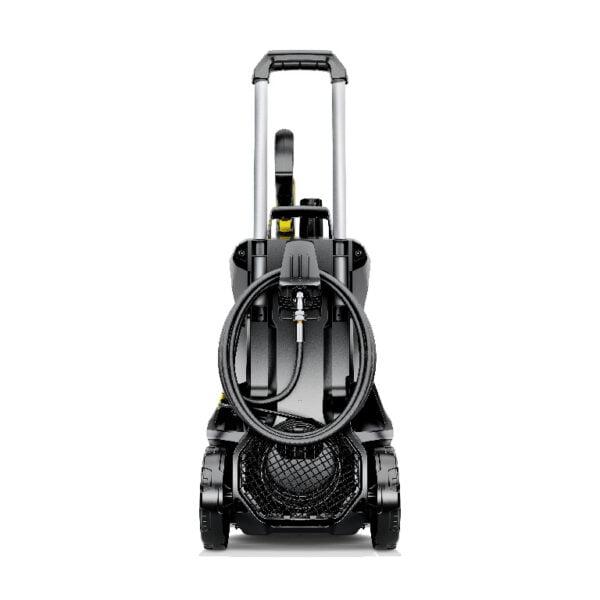 Aparat de spalat cu presiune Karcher K 7 Smart Control, motor racit cu apa, 180 bar, 600 l/h debit maxim, furtun de presiune 10 m, Bluetooth