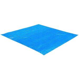 Covor protectie piscina, vinyl, 472 x 472 cm