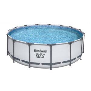 Piscina supraterana Bestway Steel Pro MAX™ 4.57m x 1.22m 56438