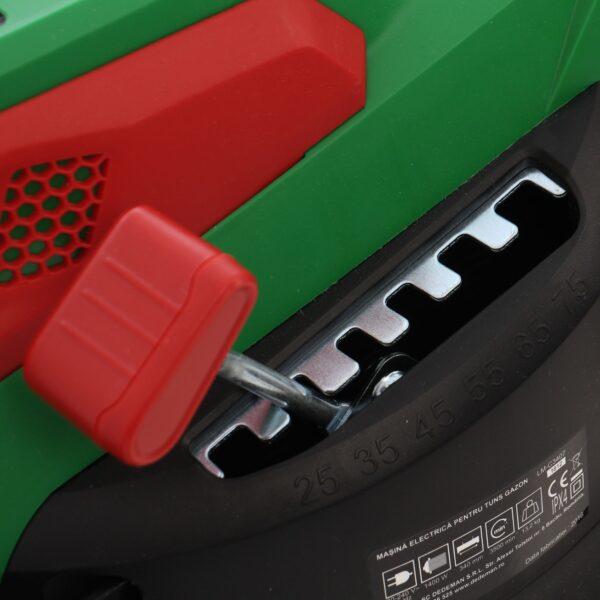 Masina electrica de tuns iarba Grunman, C3407, 1400 W