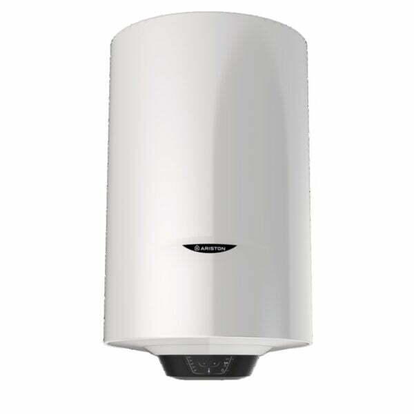 Boiler electric Ariston Pro 1 Eco 80L, 1800 W, functie Eco Evo, rezervor emailat cu Titan
